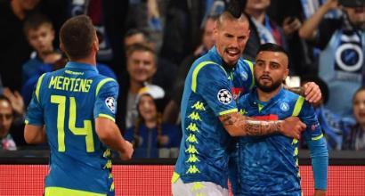 Napoli, niente rimpianti: ottavi di Champions possibili tra tre settimane