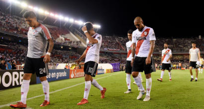 Copa Argentina: River eliminato