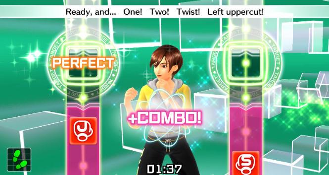 Fitness Boxing, il personal trainer di Nintendo Switch