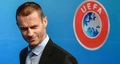"""Uefa, Ceferin rieletto presidente: """"Euro 2020 è messaggio di Europa unita"""""""