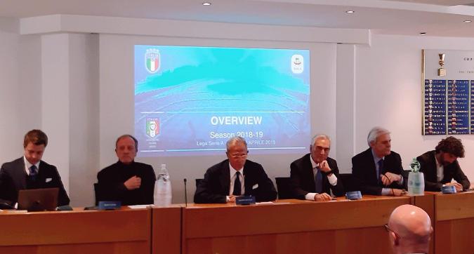 """Serie A, Rizzoli: """"Bene Abisso, giusto il rigore alla Lazio. C'era quello per il Milan, ma Fabbri..."""""""