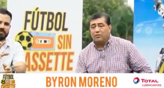 """Italia, Byron Moreno 17 anni dopo: """"Su Zambrotta c'era fallo da rosso"""""""