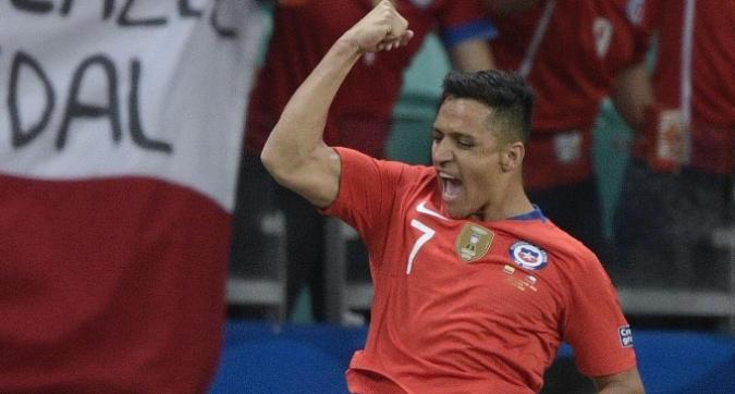 Copa America: Cile ai quarti, Sanchez piega l'Ecuador