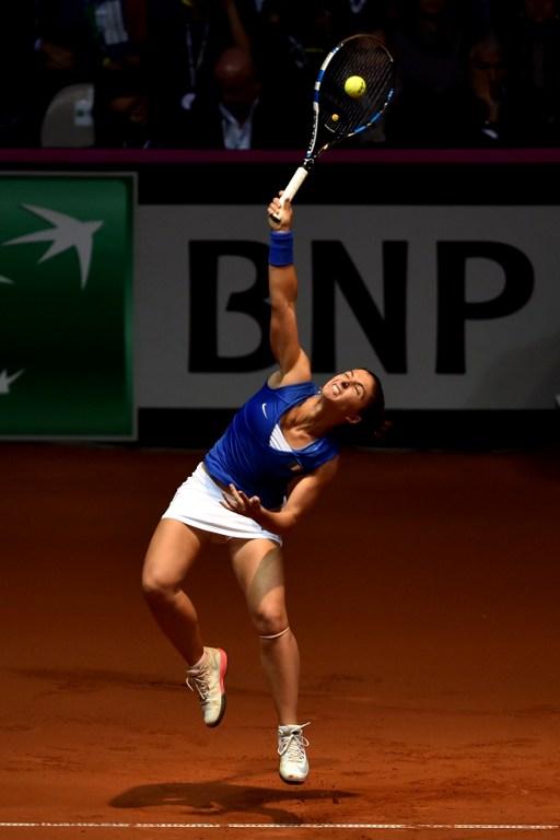 Fed Cup: harakiri Italia