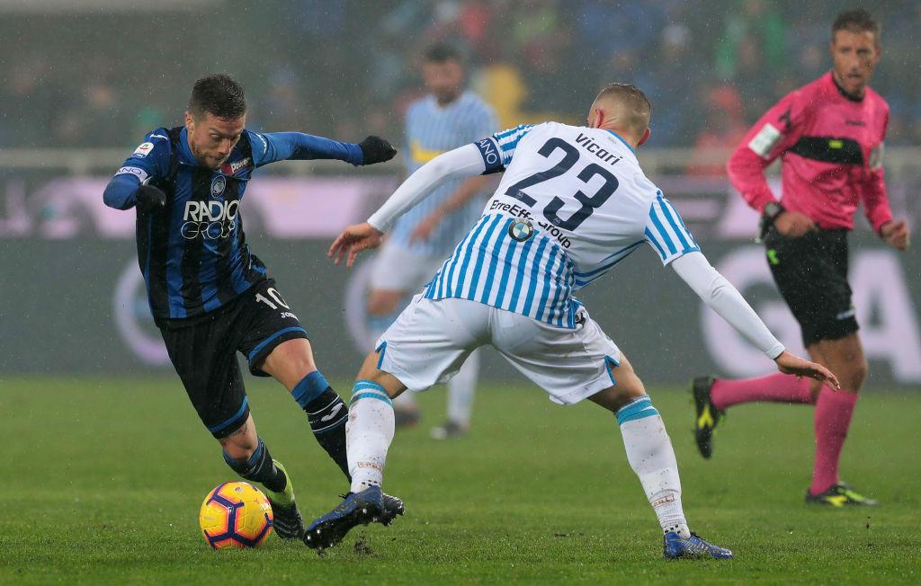 36) Papu Gomez (Atalanta): un dribbling ogni 36.9 minuti, percentuale di realizzazione del 62%