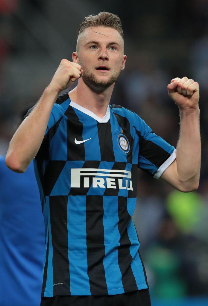 7) Milan Skriniar, 2017: 34 milioni di euro dalla Sampdoria