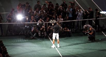 Novak Djokovic, foto Reuters