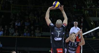 Volley, A1: rimonta Vibo Valentia, Trento ko