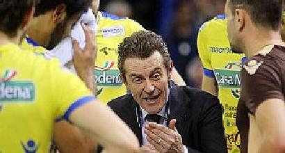 Volley, A1: Modena piega Latina