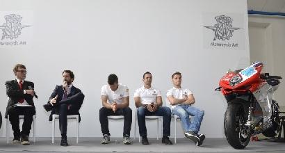 La presentazione del team