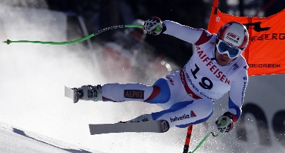 Sci, Mondiali 2015: sorpresa Kueng, discesa d'oro