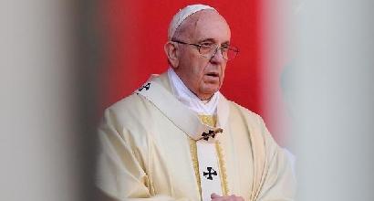 """Papa Francesco su Parigi: """"Questo è un pezzo della terza guerra mondiale"""""""