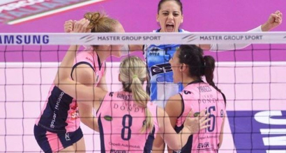 Volley, le Final Four di Champions League saranno in Italia