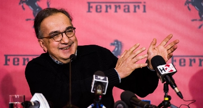 """Ferrari, Marchionne: """"Lavoriamo per tornare campioni"""""""
