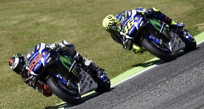 Lorenzo e Rossi (Ansa)