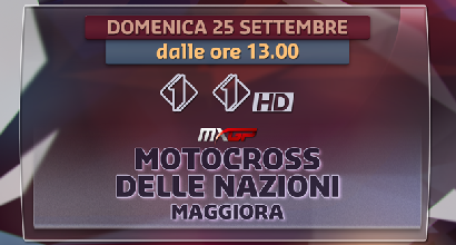 Melandri tra motocross e Superbike: a Maggiora nella squadra Mediaset
