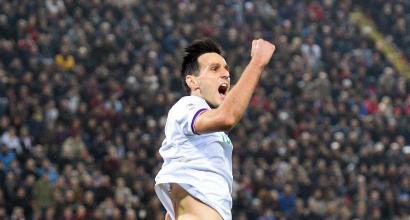 Fiorentina-Tianjin, vertice in mattinata per Kalinic. Presente anche Corvino