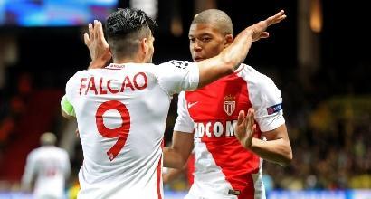 Champions, la Juve pesca il Monaco