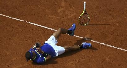 Tennis, Nadal salta il Queen's