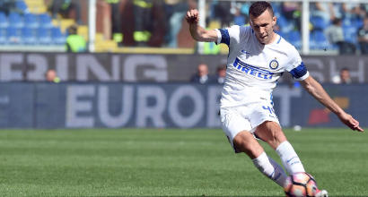 Inter, multa a Perisic per aver giocato a beach volley