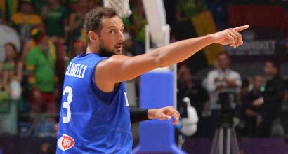 """Europei Basket, Messina: """"La Serbia non è invincibile. C'è il rischio di sbagliare come la Juve a Cardiff"""""""