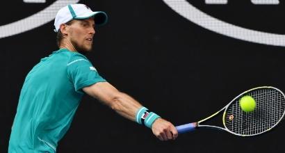 Australian Open: Seppi eliminato agli ottavi da Edmund