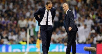 Possibile lo scambio Allegri-Zidane tra Juve e Real