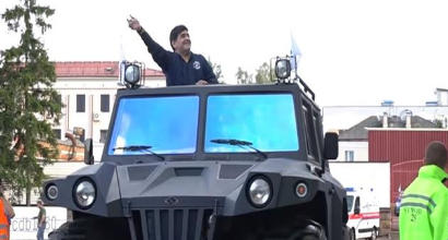 Maradona in Messico: allenerà i Dorados de Sinaloa
