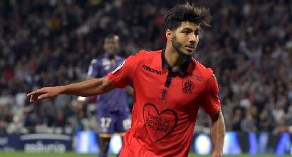 Ligue 1: il Nizza non centra il colpaccio, pareggio a Tolosa