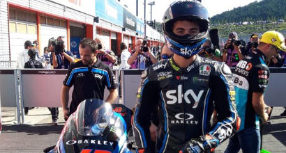 Moto2, GP Giappone: Quartararo squalificato, Bagnaia vince e ipoteca il Mondiale