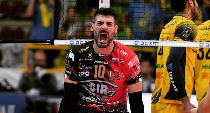 Volley, Superlega: Perugia e Civitanova a braccetto