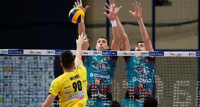 Volley, Superlega: Perugia non sbaglia, Lube ok al tie-break