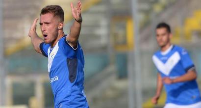 Serie B, il Brescia espugna l'Arechi nel posticipo