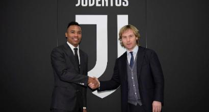 Juventus, Alex Sandro ha rinnovato: bianconero fino al 2023
