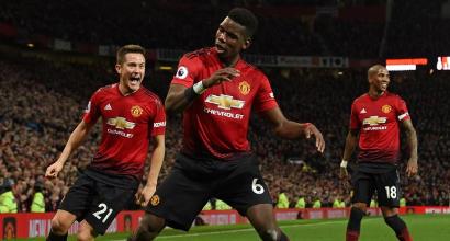 Premier League: il City torna a vincere, al Chelsea basta Kanté. Pogba-show nel 4-1 United