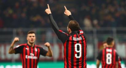 Milan, il Chelsea non molla Higuain: contattata la Juventus