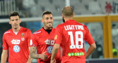 Serie B: Scognamiglio risponde a Tutino, 1-1 tra Pescara e Cosenza