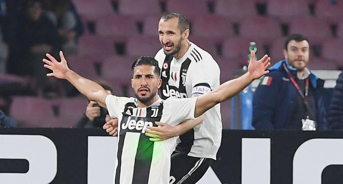 Ajax-Juventus, ottimismo per Chiellini-Emre Can ma Allegri perde Perin