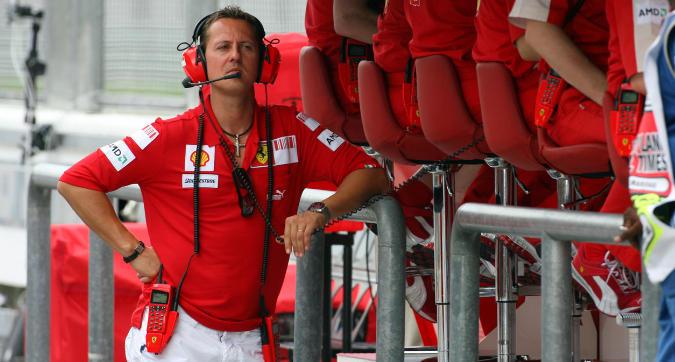 Formula 1, il documentario su Schumacher al Festival di Cannes
