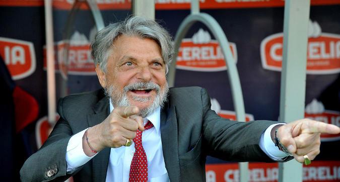 """Ferrero: """"Io innamorato di Palermo"""""""