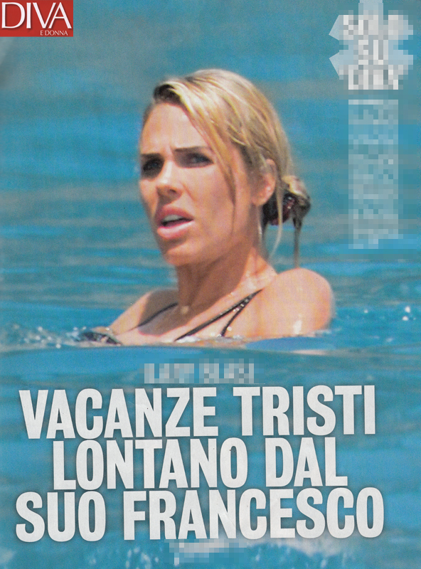 Calendario Ilary Blasi 2020.Casa Totti Sbarca In Tv Il Pupone E Ilary Stanno Girando