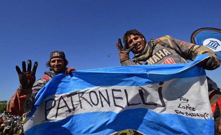 La Dakar incorona Peterhansel e Price