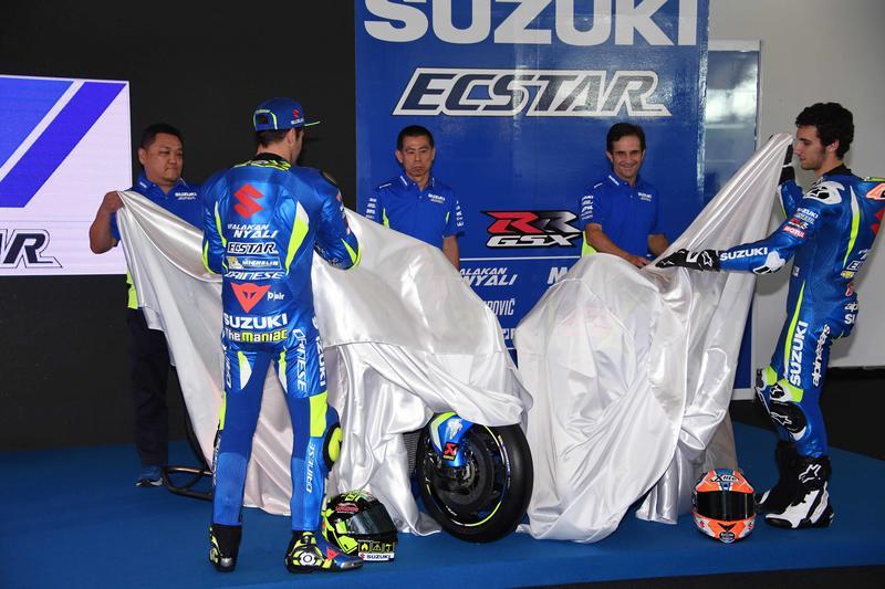 MotoGP: la Suzuki di Iannone