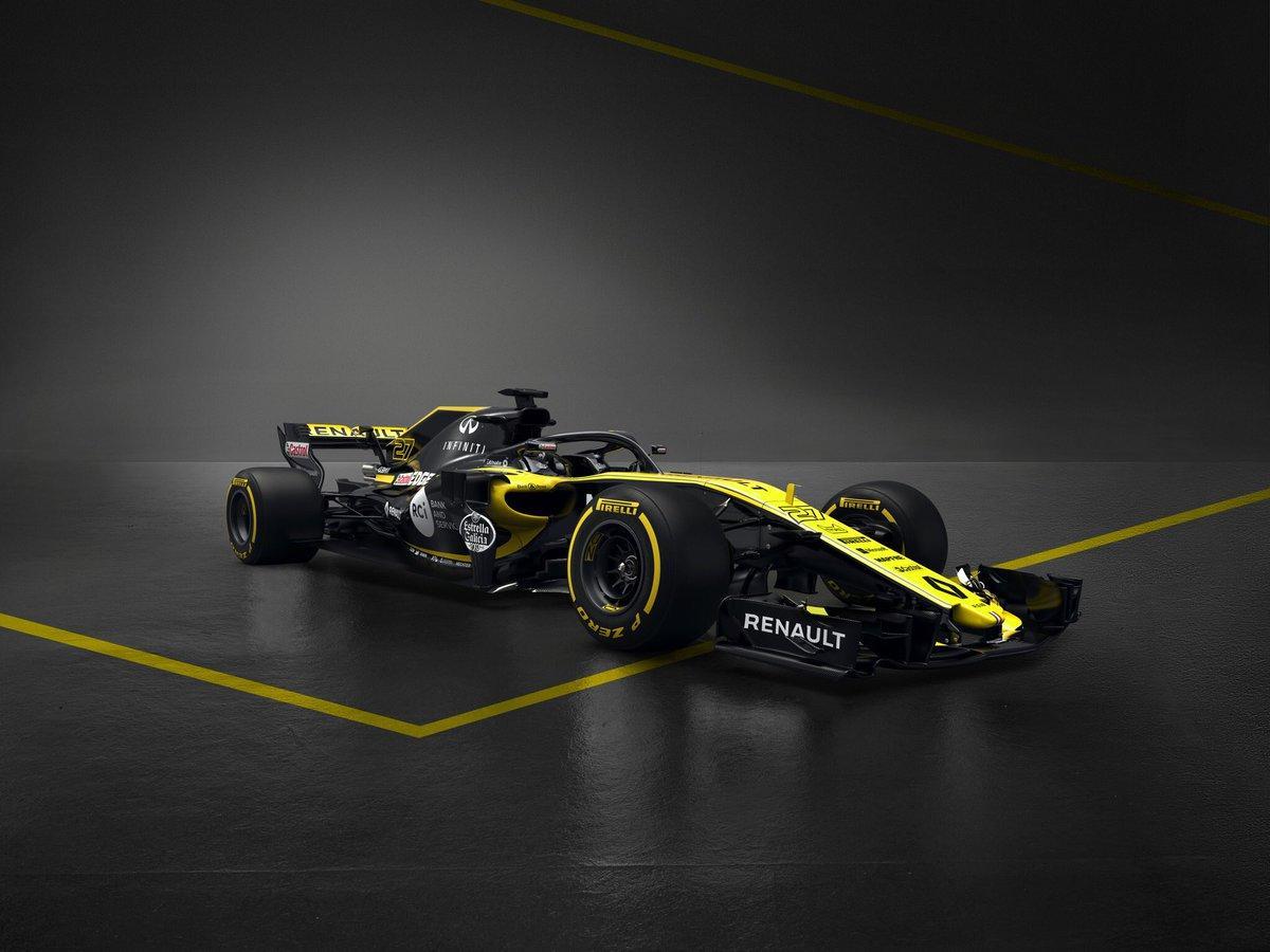 F1, la Renault riparte dal talento