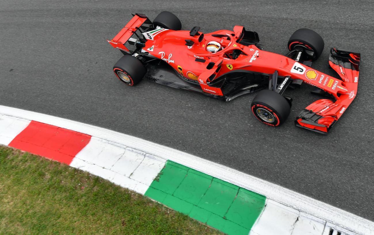 F1, la Ferrari si esalta nel venerdì di Monza