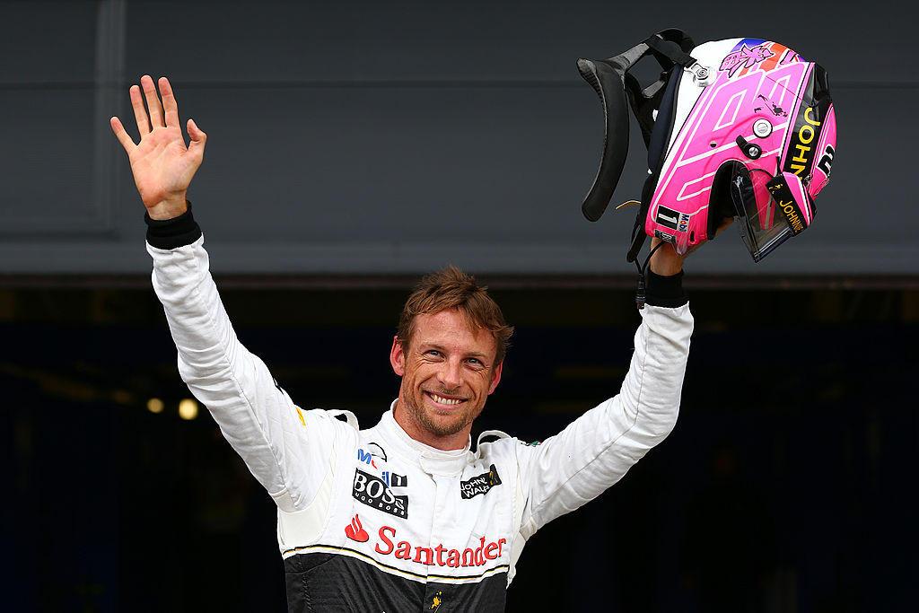 6) Jenson Button: 130 milioni di euro (2000-2017)