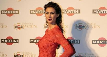 Melissa Satta, foto LaPresse