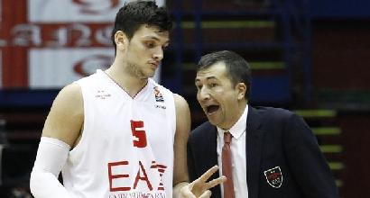 Basket: bufera Milano, scoppia il caso Gentile