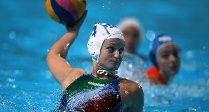 Mondiali Kazan: festa Setterosa, il bronzo è suo