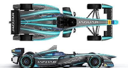 Formula E, la Jaguar annuncia il ritorno in pista